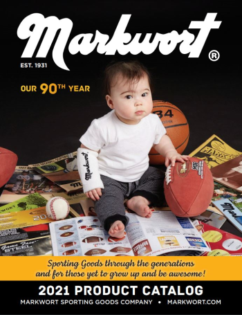 Markwort 2021 Spring Product Catalog Front Cover